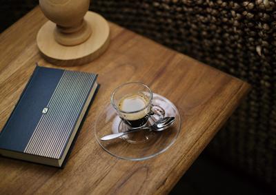 コーヒーまたは紅茶 無料券
