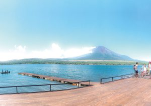 絶景カフェ♪  THE PARK 山中湖店【山中湖】