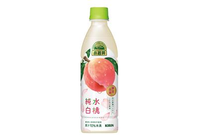 小岩井 純水白桃(430ml PET 24本入)