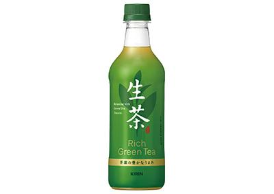 生茶(525ml PET 24本入)
