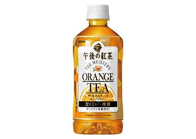 午後の紅茶 ザ・マイスターズ オレンジティー(500ml PET 24本入)