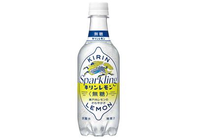 キリンレモン スパークリング 無糖(450ml PET 24本入)