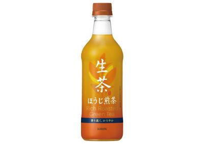 キリン 生茶 ほうじ煎茶(525ml PET 24本入)
