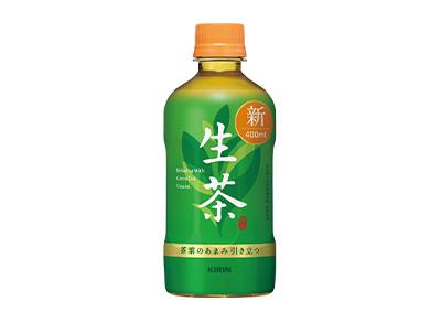 キリン ホット生茶(400ml PET 24本入)