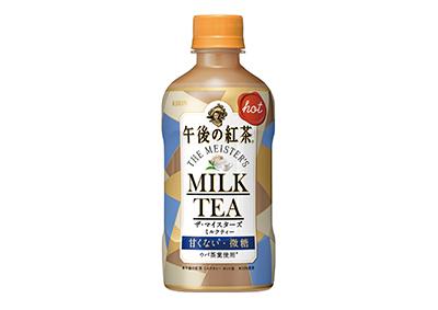 キリン 午後の紅茶 ザ・マイスターズ ミルクティー( 400ml PET 24本入)