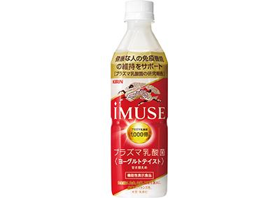 キリン iMUSE ヨーグルトテイスト(500ml PET 24本入)