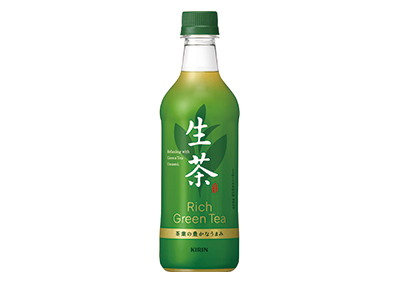 キリン 生茶 (525ml PET 24本入)
