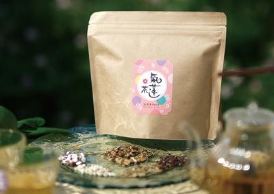 オリジナル漢方茶「氣蓮茶」